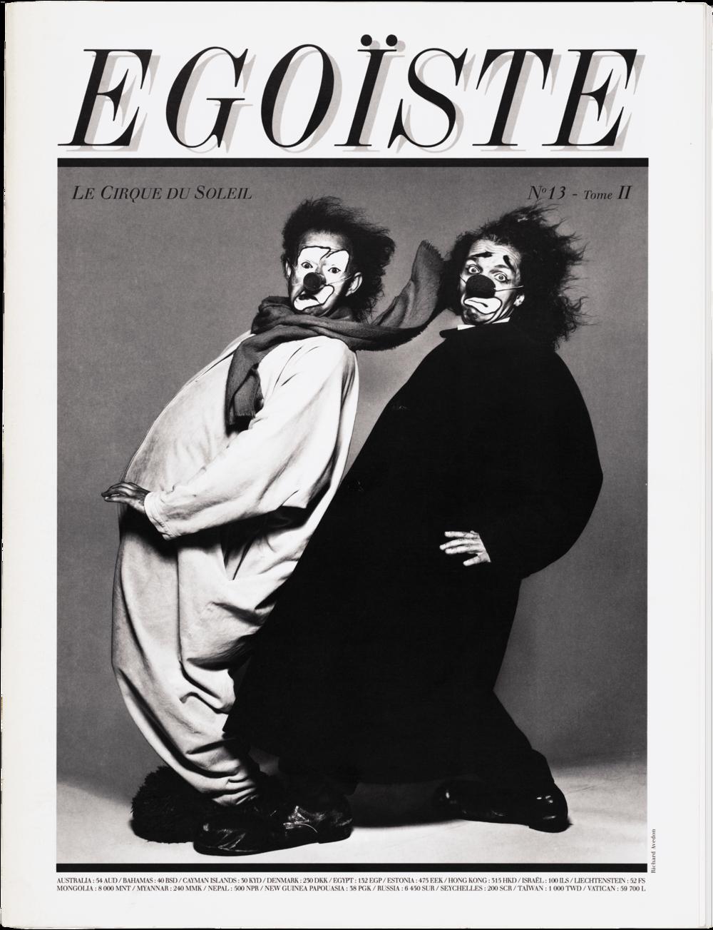 Egoïste No.13, 1997