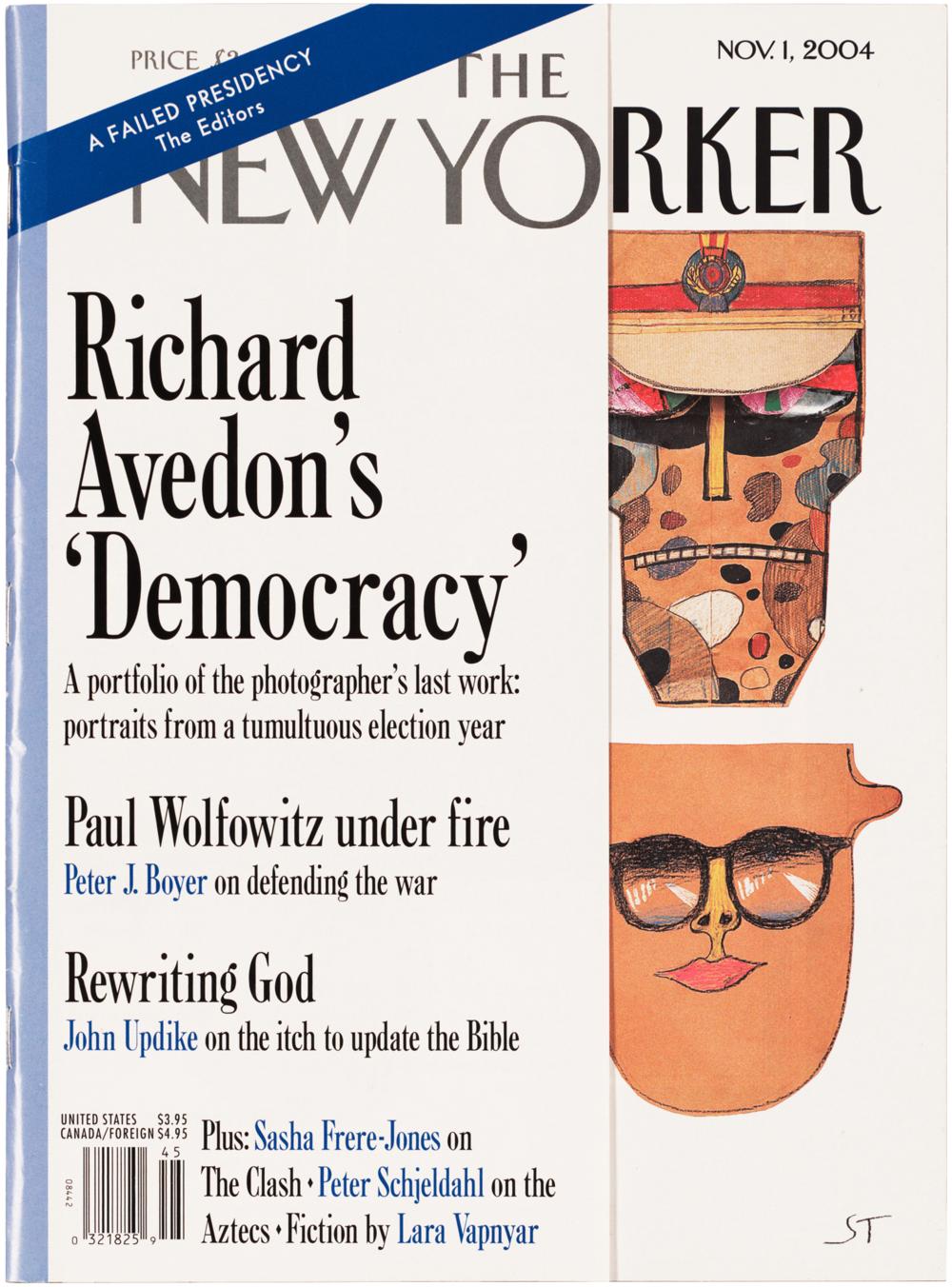 The New Yorker, November 1, 2004