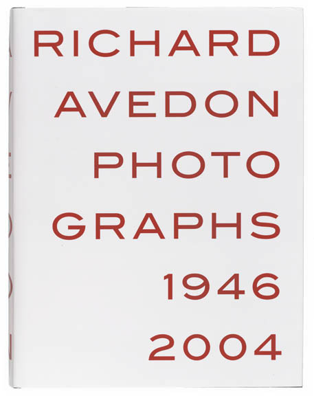 Richard Avedon Photographs 1946-2004  (2007), essays by Helle Crenzien, Geoff Dyer, Judith Thurman, Michael Juul Holm, Rune Gade, Jeffrey Fraenkel, and Christoph Ribbat