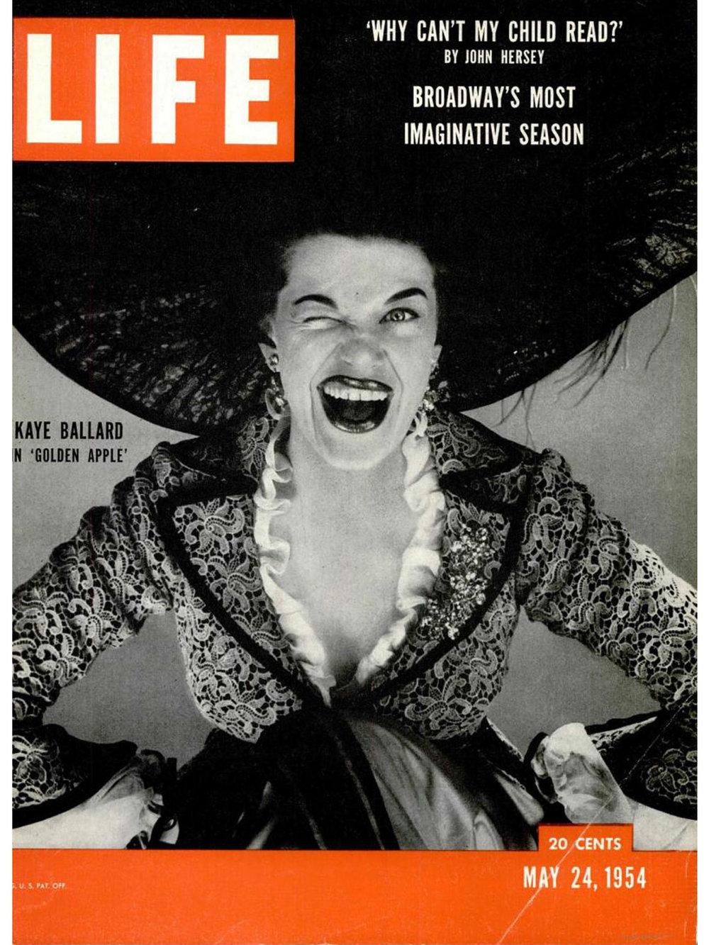 LIFE, May 24, 1954