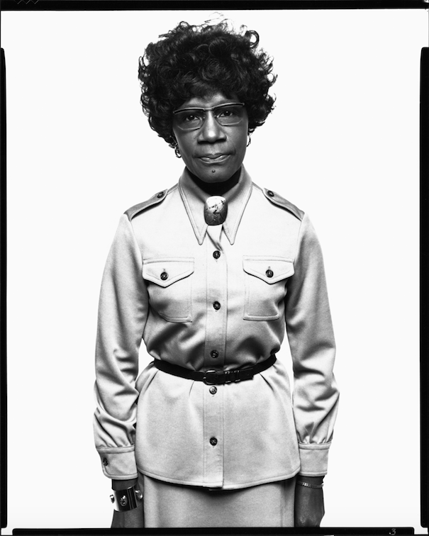 Shirley Chisholm, U.S. Congresswoman, New York, 1976