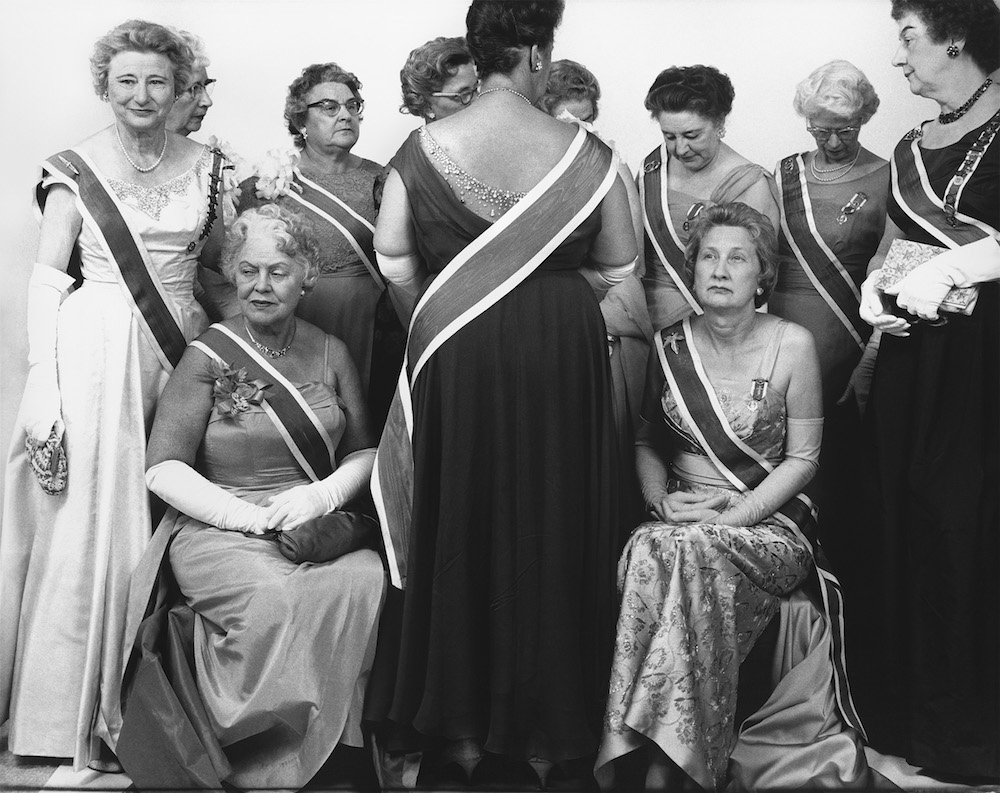 The Generals of the Daughters of the American Revolution, DAR Convention, Mayflower Hotel, Washington, D.C., October 15, 1963