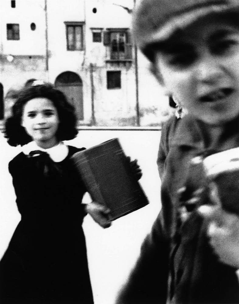 Italy #2, Trastevere, Rome, July 24, 1946