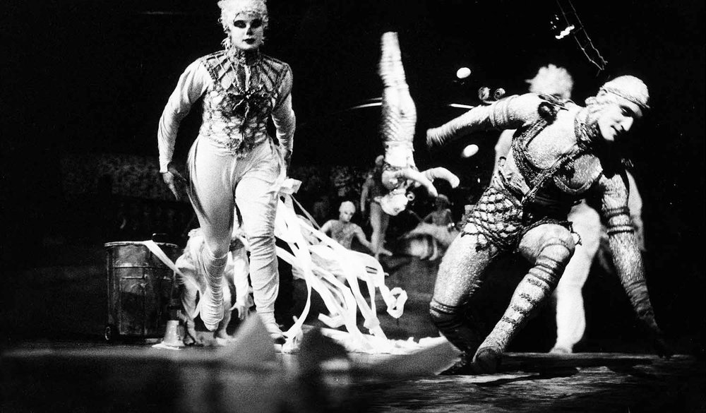 Cirque du Soleil: Les Freres Lev, New York City, May 20, 1995