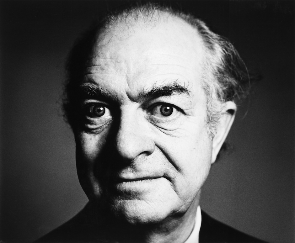 Linus Pauling, scientist, New York City, January 13, 1964