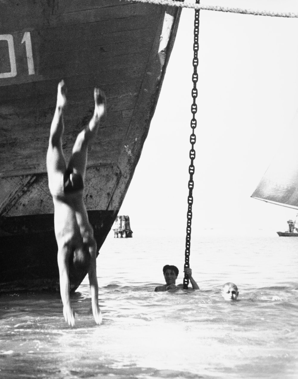Italy #17, Venice, August 10, 1948