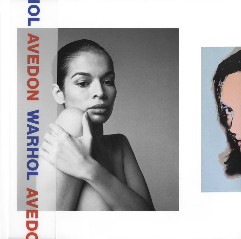 Avedon/Warhol    (2015), essays by Michael Bracewell and Ara Merjian