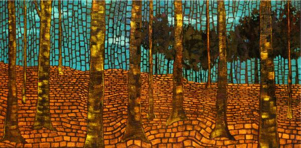 """Klimt Forest"""