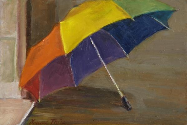"""""""Umbrella in Waiting"""""""