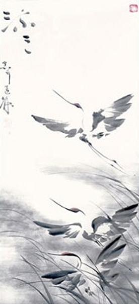 """""""Cranes"""""""