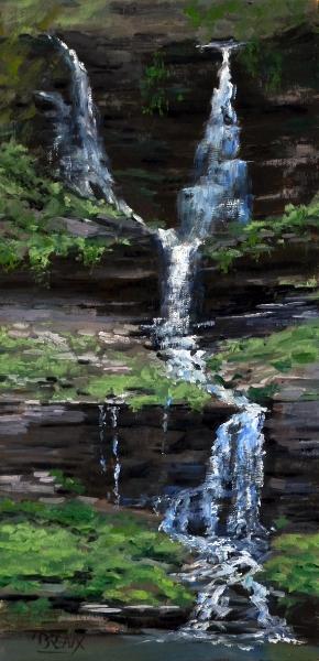"""""""Dogwood Falls"""""""