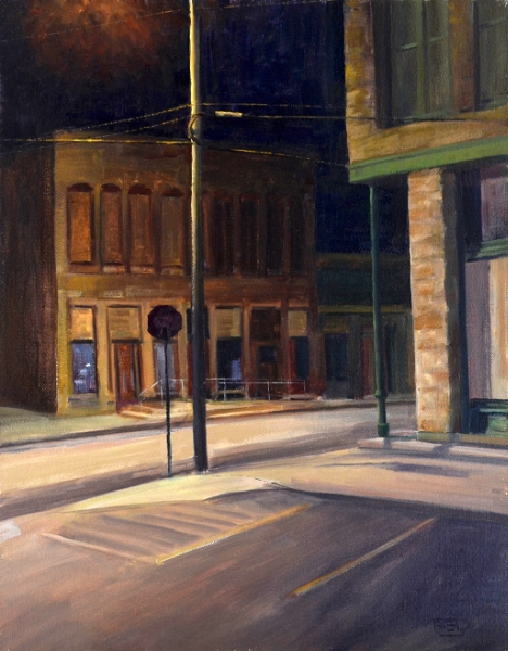 """Yellville Nocturne"""