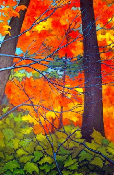 """""""Ozark Autumn"""""""