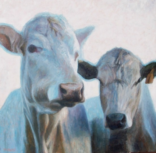"""Too Blue Cows"""