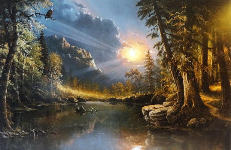 """Jesse Barnes - """"Beside Still Waters"""""""