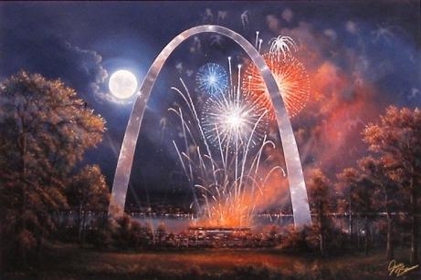 """Jesse Barnes - """"Celebrating America"""""""