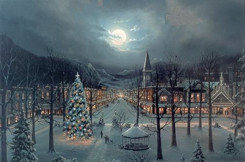 """Jesse Barnes - """"Christmas in the City"""""""