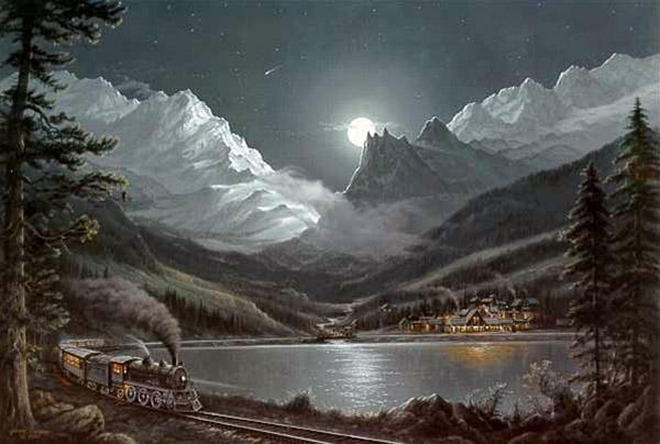 "Jesse Barnes - ""Midnight Passage"""