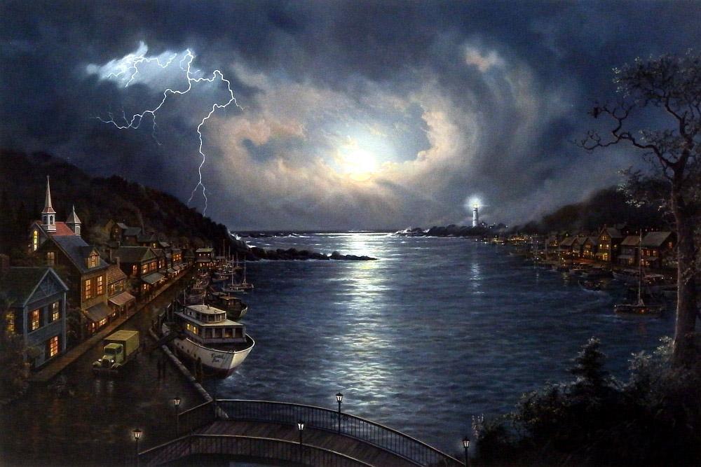 """Jesse Barnes - """"Safe Harbor"""""""