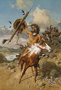 "Frank McCarthy - ""Show of Defiance"""