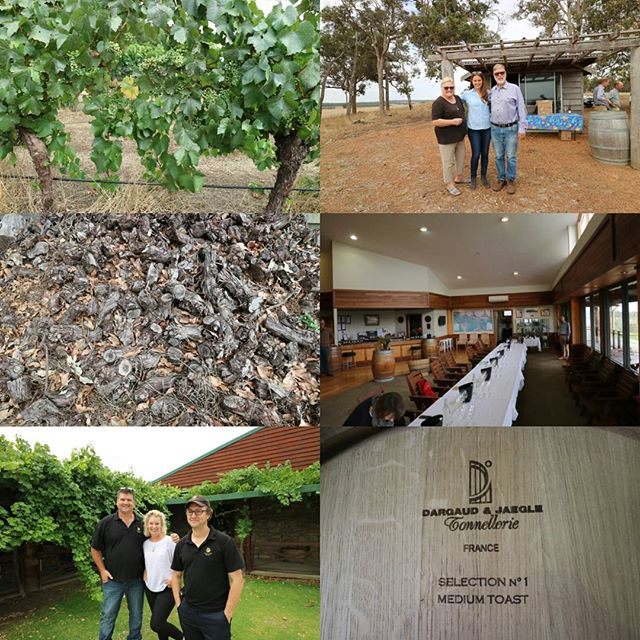Tasting in Franland River, best for its Rieslings and Shiraz #franklandriverwines  #justanotherdayinwa
