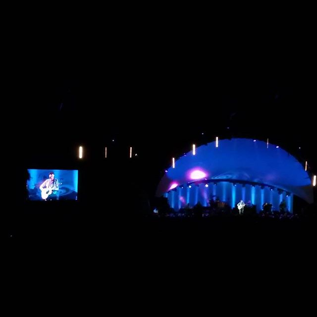 James Taylor in concert at Leeuwin Estate. Fabulous concert and no need for byo here!