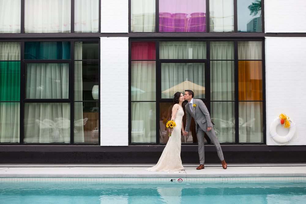 verb hotel wedding |jp langlands photography