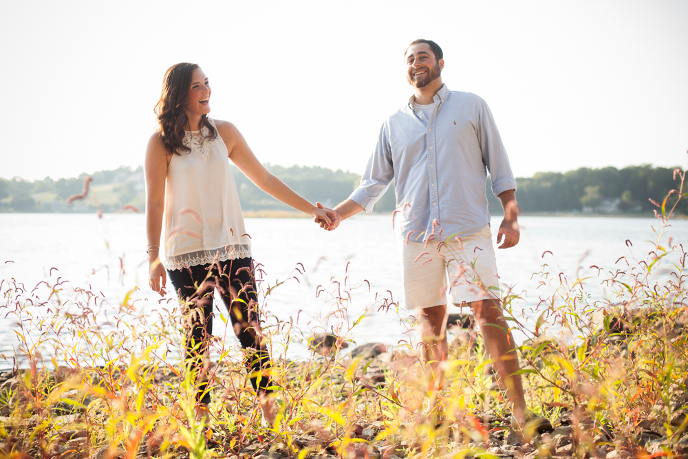 Lakeside engagement session |JP Langlands Photography