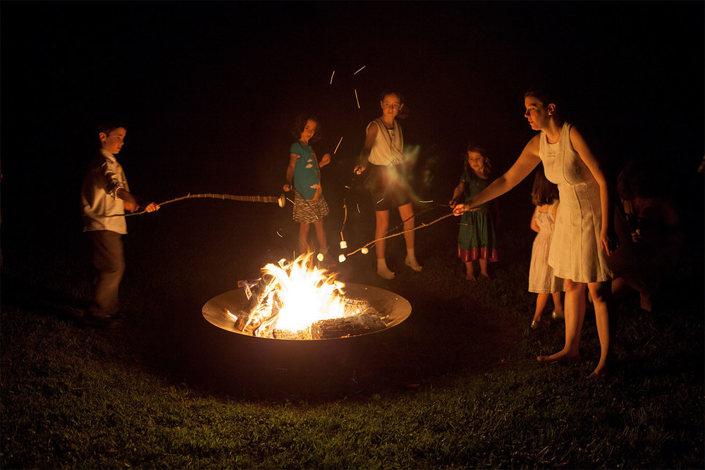 s'mores barn at montague retreat center|jp langlands photography