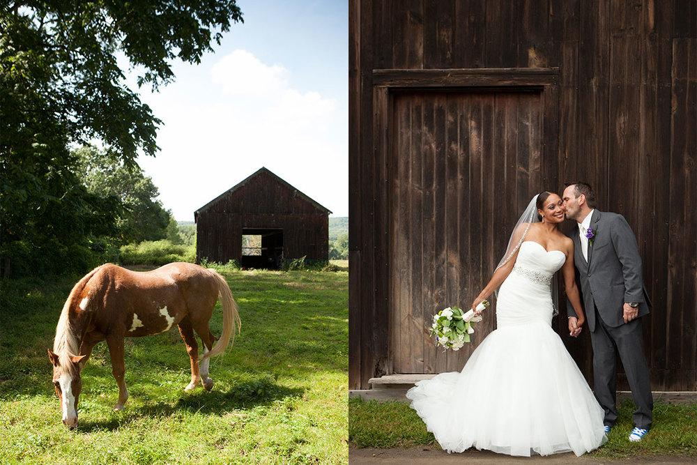 rustic wedding at deerfield inn deerfield massachusetts