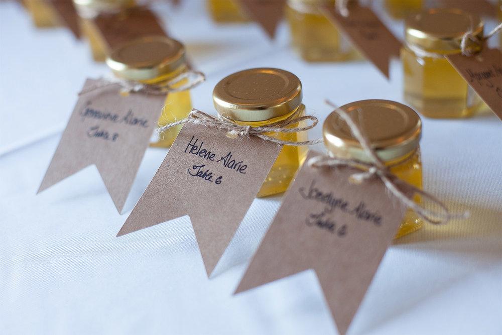 rustic wedding favor monadnock berries wedding jp langlands photography