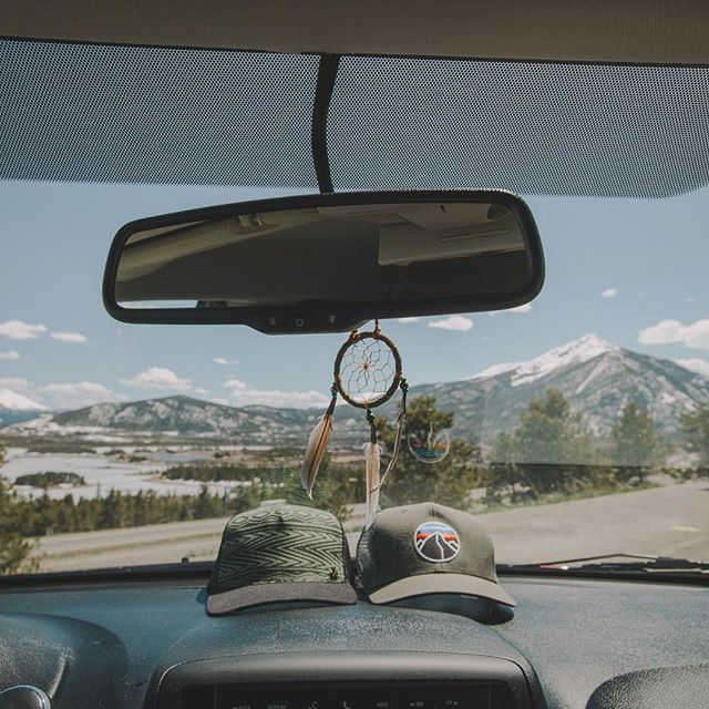 View from the OG Campervan