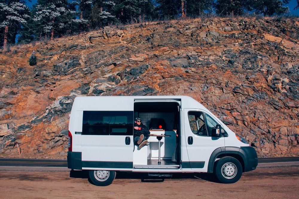 Native Campervans Colorado Campervan Rentals
