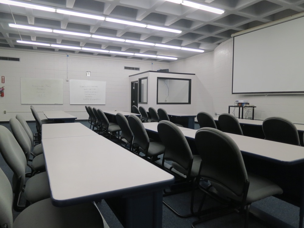Baton Rouge Community College - Acadian Classroom 1