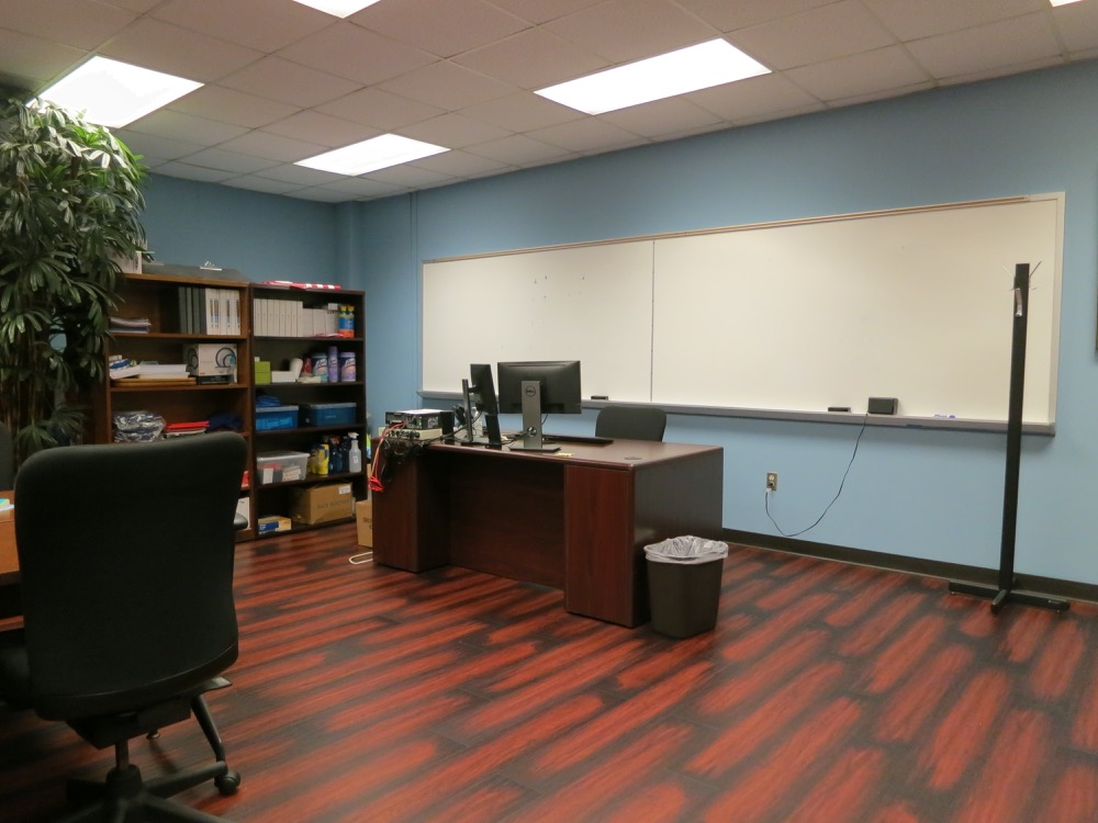 Baton Rouge Community College - Acadian Classroom 2