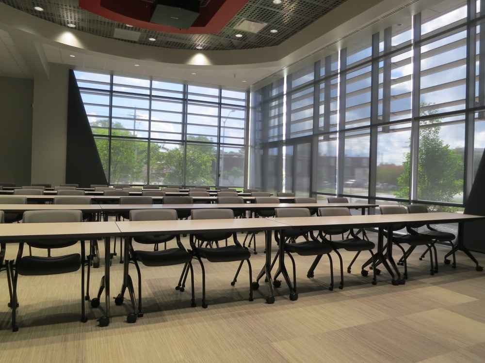 Baton Rouge Community College -  Automotive Lecture Hall