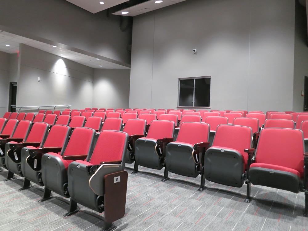 Baton Rouge Community College - Automotive Auditorium