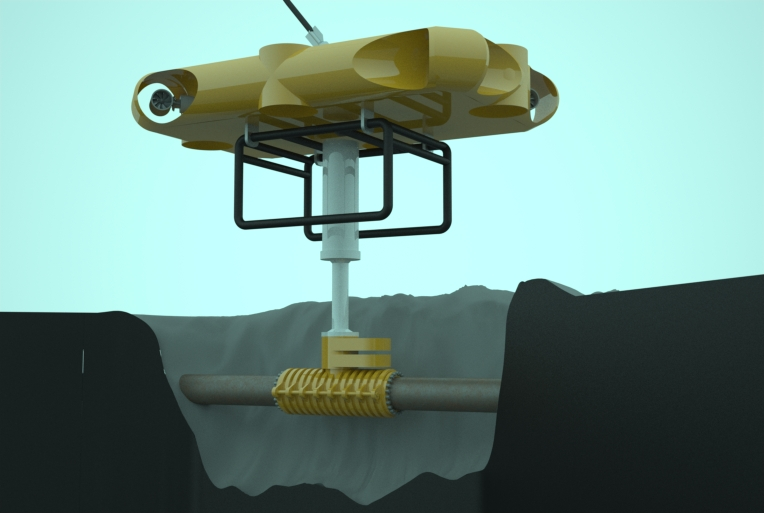 The modular eROV is a revolutionary, innovative design within the ROV industry.