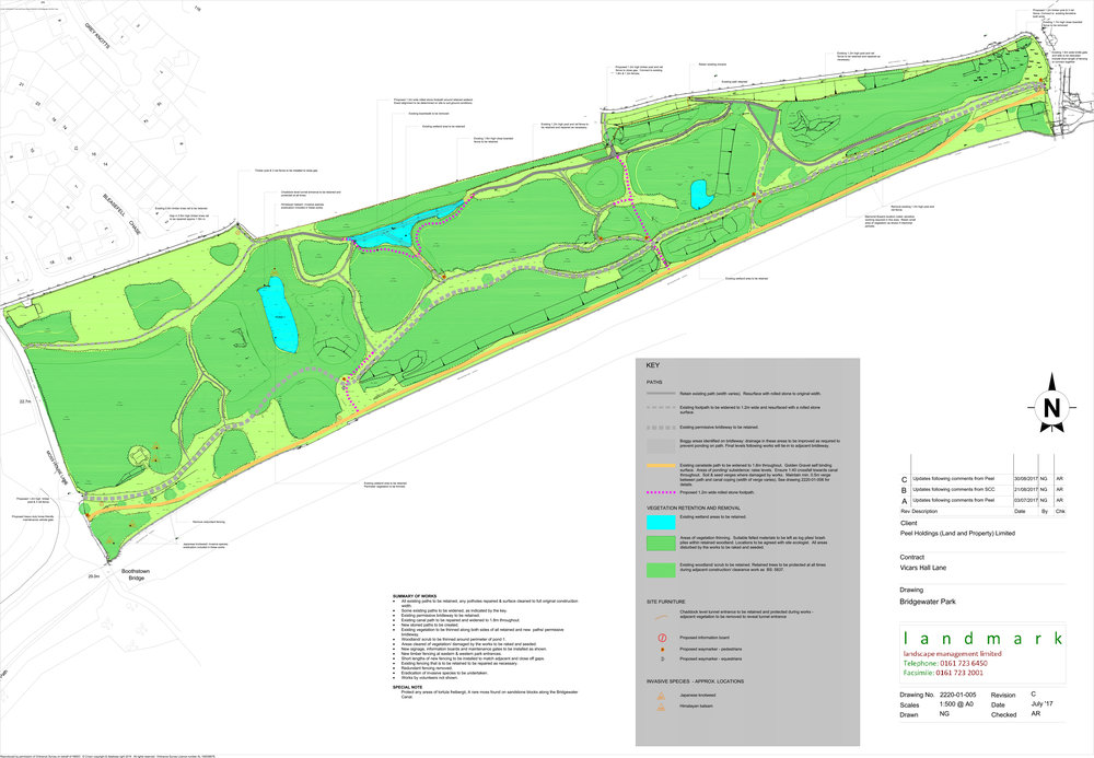 Bridgewater Nature Park Proposal