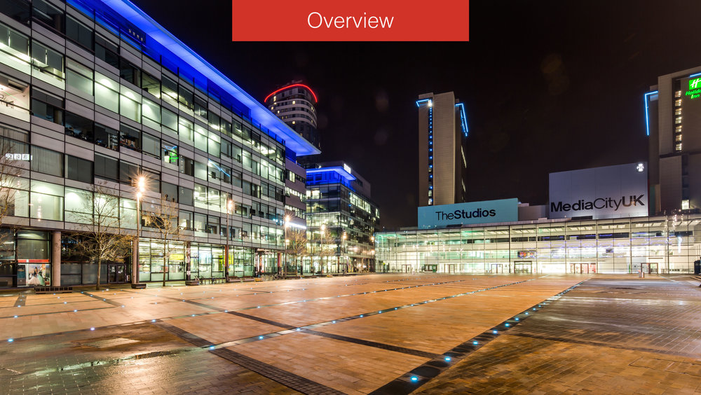 Peel Land and Property MediaCityUK