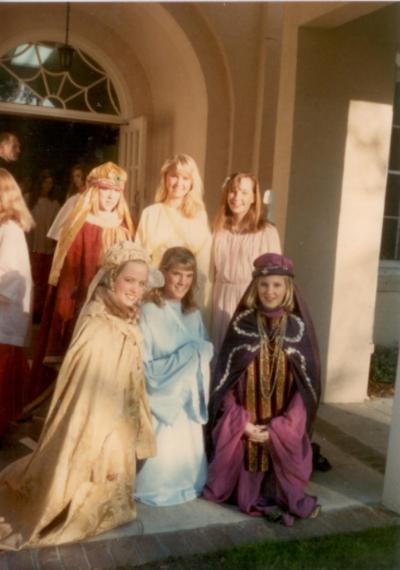 Ashley Hall Christmas Play, 1988
