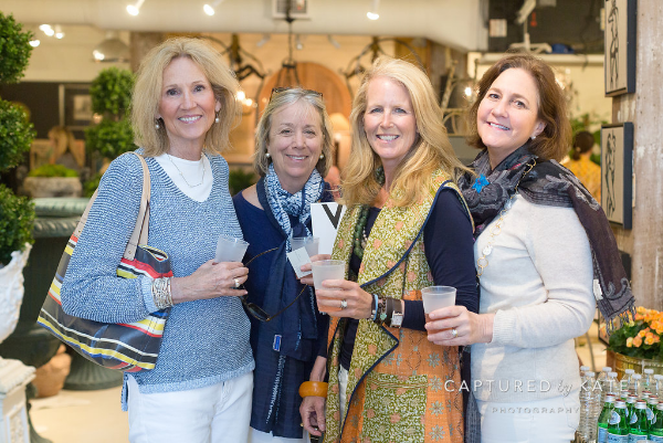 Designer lesa watts and friends.