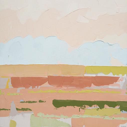 """""""Flamingo"""" by Adele Yonchak"""