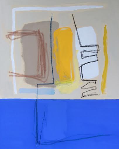 Blue Dip by Catherine Jones