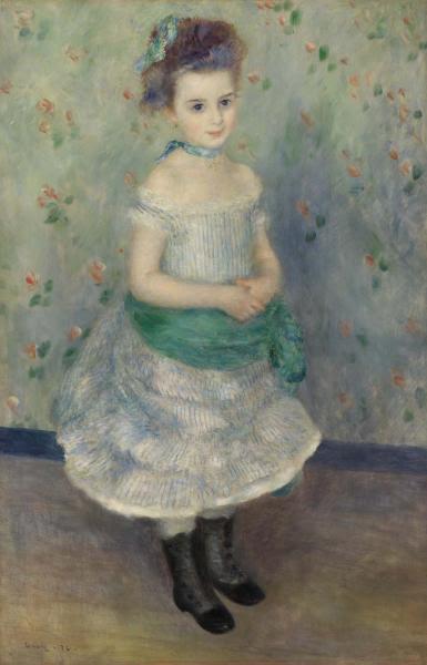 Portrait de Jeanne Durland-Ruel