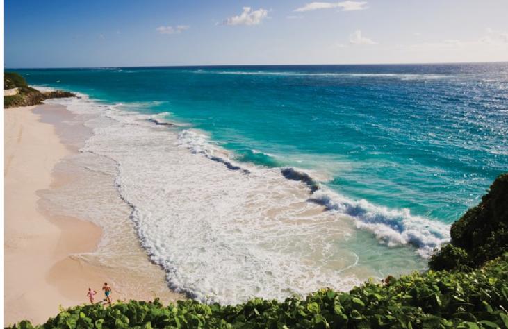 Crane's Beach Barbados