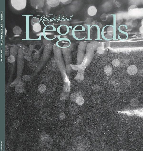 kiawah Island Legends 2016