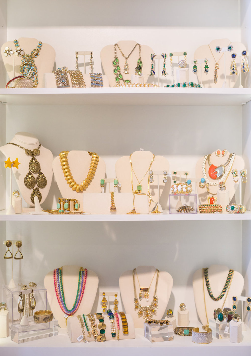Trunk Show with House of Lavande vintage jewelry