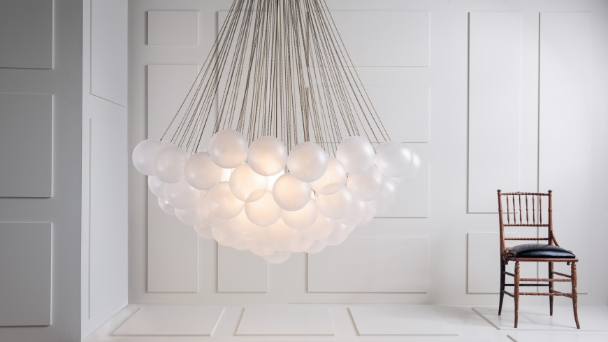 the cloud fixture by apparatus studio