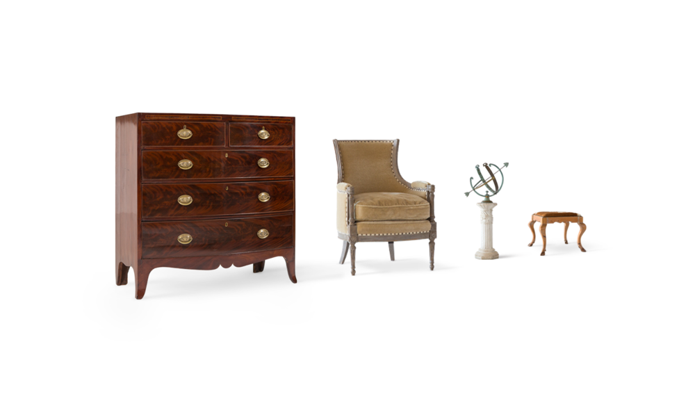 CURATED ANTIQUES -